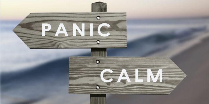 Incontri qualcuno che ha attacchi di panico